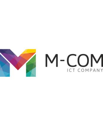 Doplňkové logo M-COM